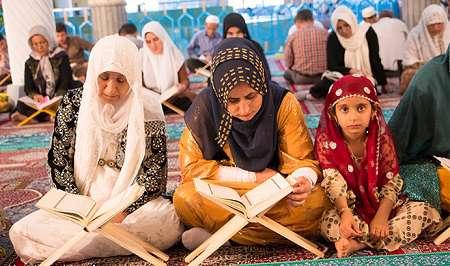قرائت قرآن