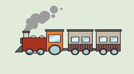 دسته بندی قطار