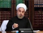 الرئیس روحانی: الاسلام فقد رصیدا عظیما كما فقدت ایران امیرا عظیما
