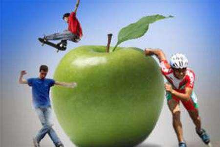 سیب ، تغذیه