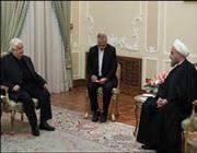 روحاني: إيران ترحب بوقف النار في سوريا وتؤكد علي التنسيق بين طهران وموسكو ودمشق