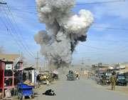 افغانستان کے صوبہ قندہار میں بم دھماکہ