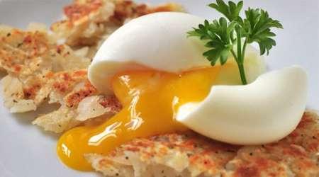 تخم مرغ عسلی