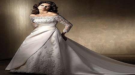 پنج لباس عروس خاص