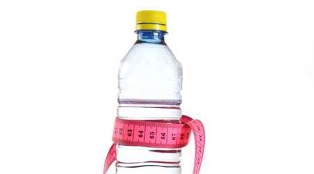 آب و کاهش وزن