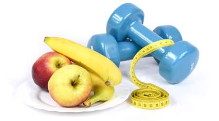 سیب و موز و کاهش وزن