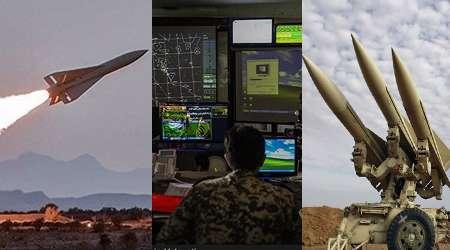 رونمایی از تجهیزات نظامی خاص ایران در سال 95