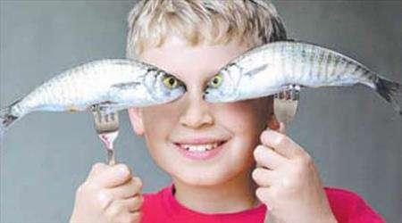 balık, çocuklarda zekayı