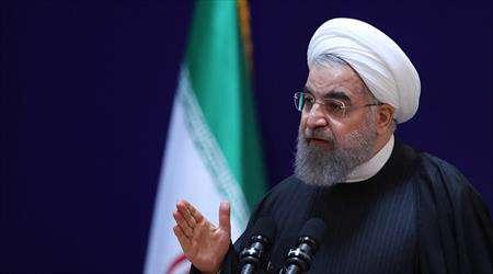 ruhani: iran islam inkılabı