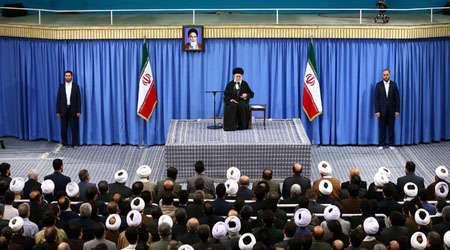 رهبر انقلاب،سالگرد،سید علی خامنه ای،ذهبر،آذربایجان،انقلاب اسلامی،انقلاب،بیانات