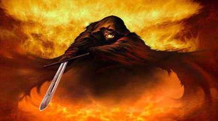 مرگ شیطان