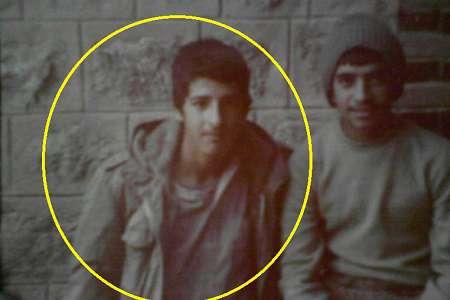 تکاور ۱۴ ساله خیبر