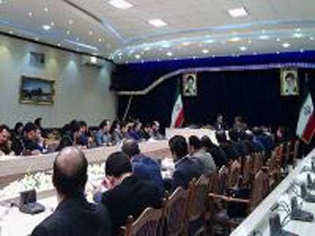 جلسه شورای هماهنگی روابط عمومی های استان اردبیل