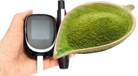اثر ضد دیابتی عصاره چای سبز در موش