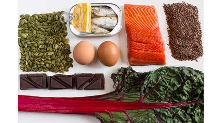 غذاهای مفید برای کنترل استرس