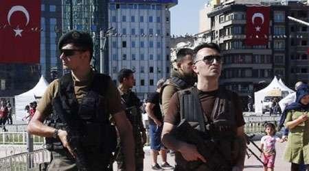 حالت فوق العاده در ترکیه