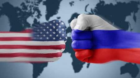 قوت احتمال جنگ بین آمریکا و روسیه