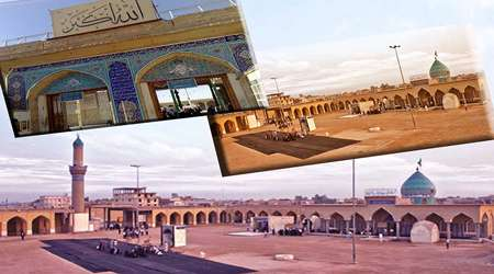 mengenal masjid sahlah