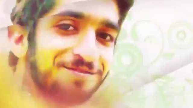 مداحی سیدرضا نریمانی برای شهدای مدافع حرم با تصاویر شهید محسن حُججی