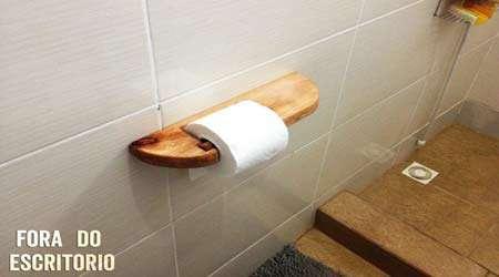چگونه نگهدارنده دستمال توالت بسازیم