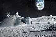 خلا نورد چاند سے پانی اور آکسیجن حاصل کرسکیں گے
