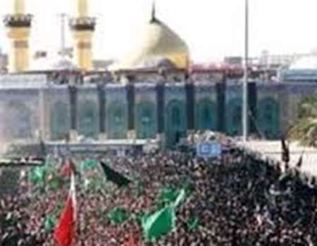 مليونية كربلاء بذكرى أربعينية الإمام الحسين عليه السلام