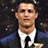 رونالدو مرد سال جهان شد