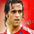 علی کریمی ستاره فوتبال ایران