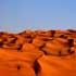 صحرایی پوشیده از یخ