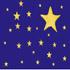 تعداد ستارگان در شب صاف