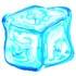 تکه های جادویی یخ