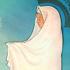 نماز عجیب یک دختر