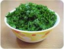سبزی پلو
