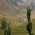 along irans khalkhal-asalem road